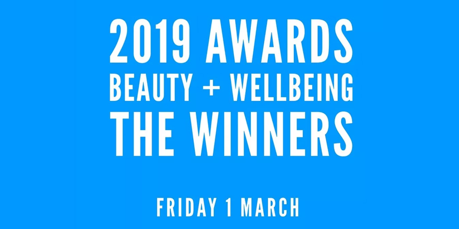 2019 BEAUTY SHORTLIST AWARDS & (NEW) WELLBEING AWARDS – THE WINNERS