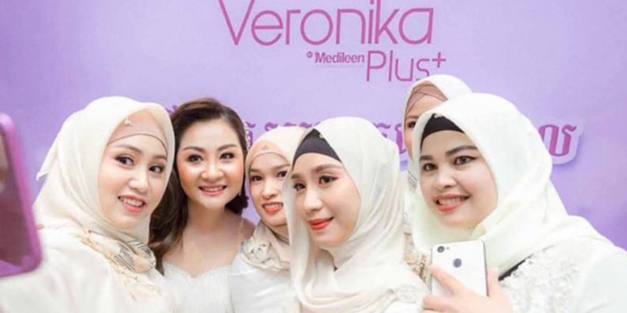 ชาวมุสลิมสามารถทาน Veronika Plus ได้ เพราะเราได้รับการรับรองเครื่องหมายฮาลาลเเล้วค่ะ